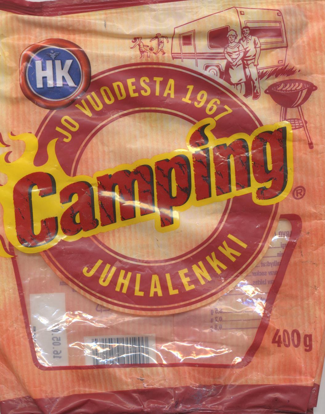 Camping Makkara