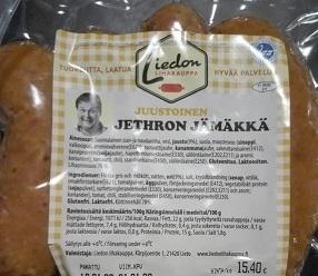 Jethron Jämäkkä
